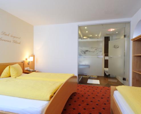 Hotel Garni Lamtana Ischgl Tirol | Zimmer