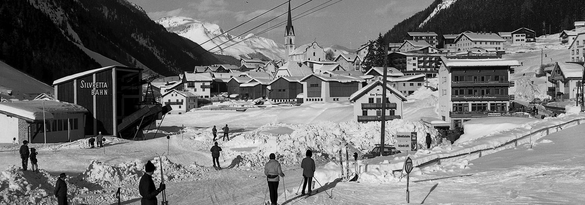 Hotel Garni Lamtana Ischgl Tirol