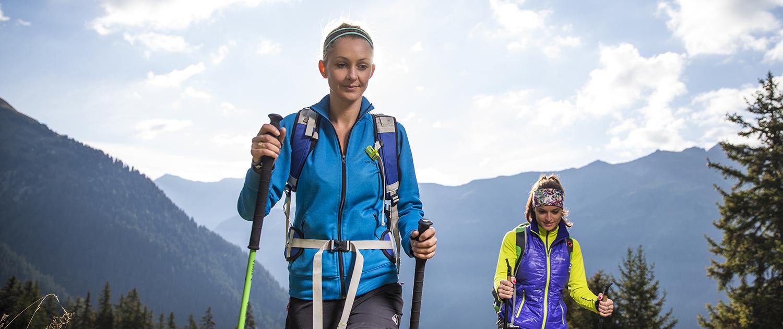 Hotel Garni Lamtana Ischgl Tirol | Wandern