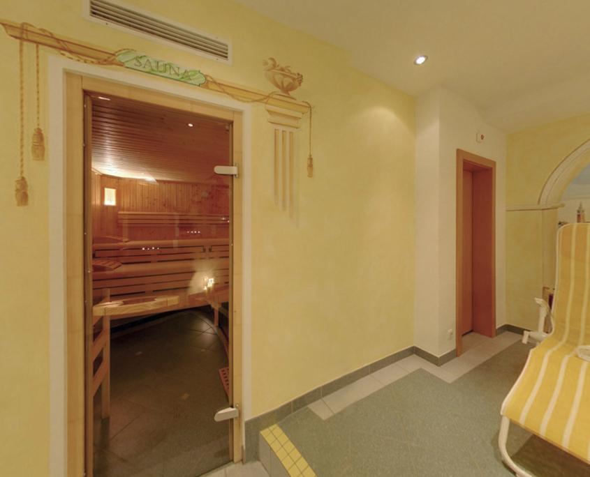 Hotel Garni Lamtana Ischgl Tirol | Wellness